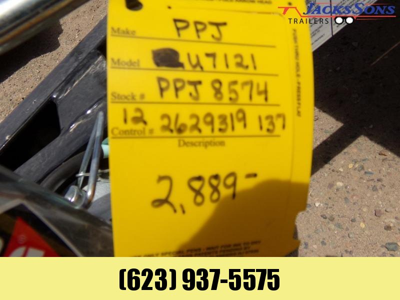 2022 PJ Trailers 77 X 12 UTV /ATV RAMP GATE UTILTY TRAILER Utility Trailer