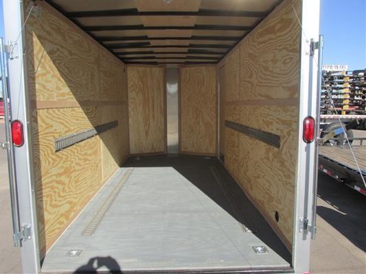 7x16 Haulmark Trailers Passport Cargo / Enclosed Trailer Rental