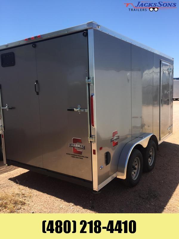 2020 Charmac Trailers 7X14 Enclosed Cargo Trailer