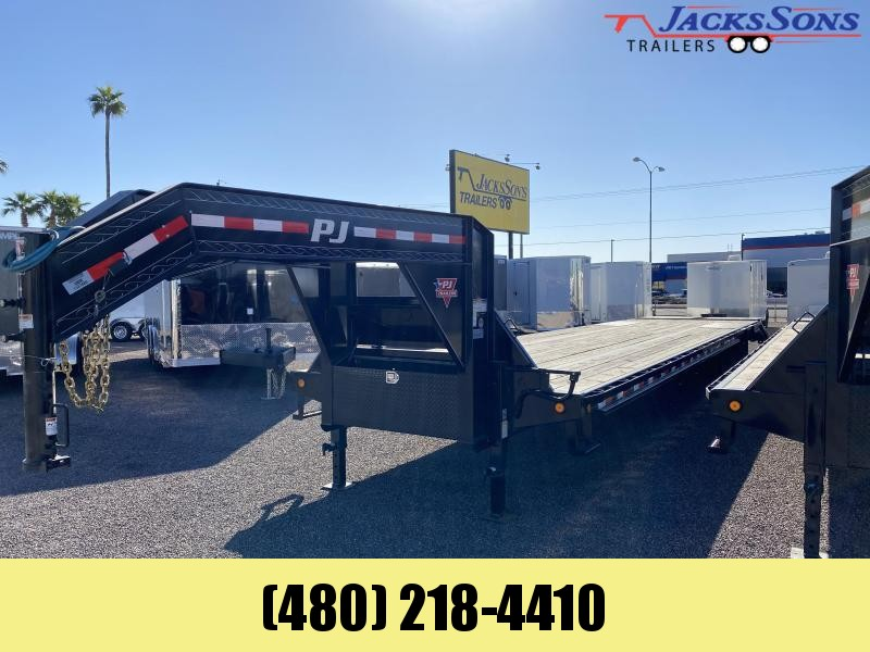 2020 PJ Trailers LD Flatbed Trailer