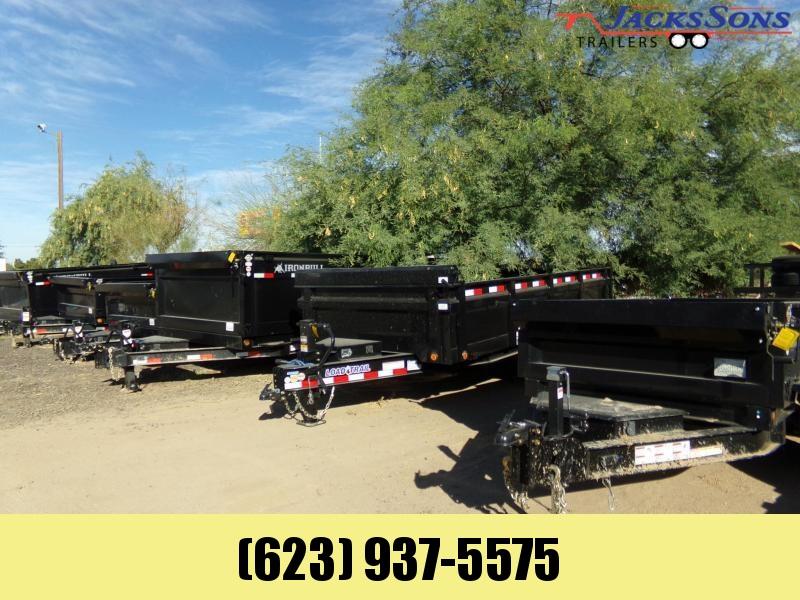 2021 Load Trail DT 83X14 14K DUMP Dump Trailer