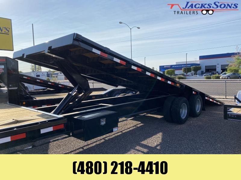 2020 PJ Trailers 102x30 Equipment Trailer
