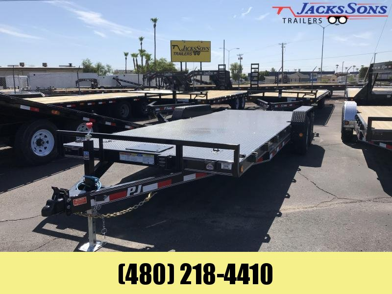 2020 PJ Trailers 83X22 Car / Racing Trailer