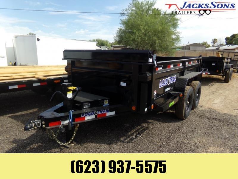 2020 Load Trail 12 X 72 14K DUMP TRAILER Dump Trailer