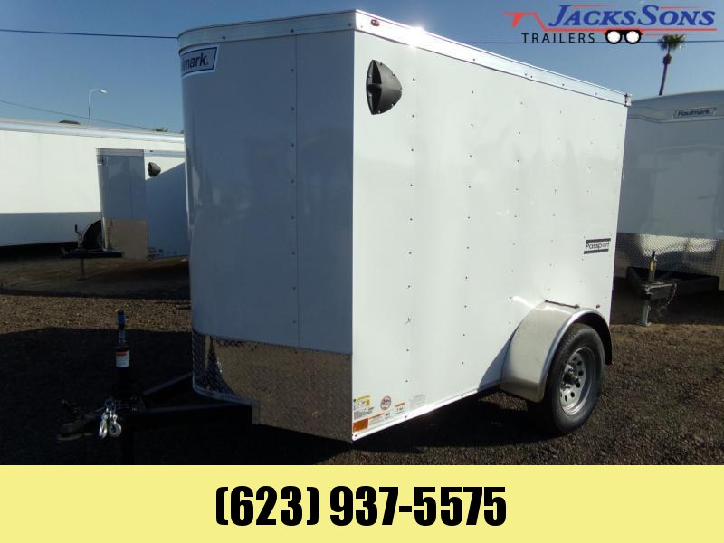 2021 Haulmark 5 X8 PASSPORT ENCLOSED CARGO TRAILER Enclosed Cargo Trailer