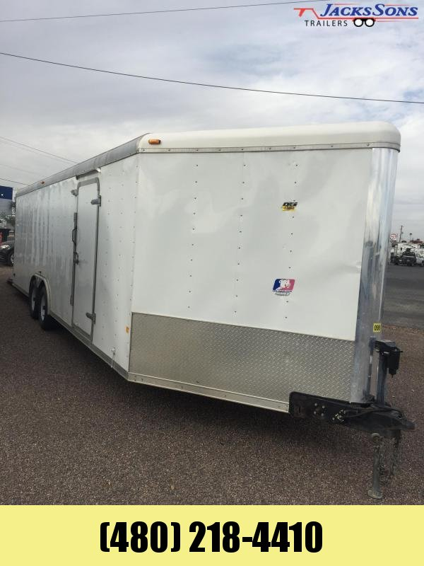 2013 RC Trailers 8.5X31 Enclosed Cargo Trailer