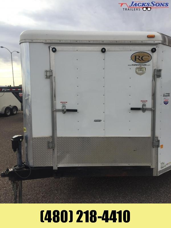2013 RC Trailers 8.5X31 Enclosed Cargo Trailer