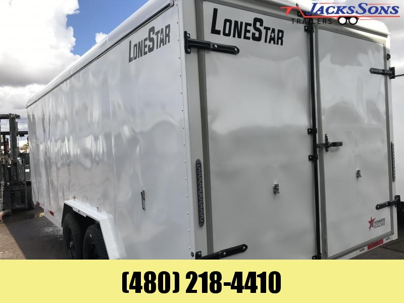 2020 Lonestar 8X24 Enclosed Cargo Trailer
