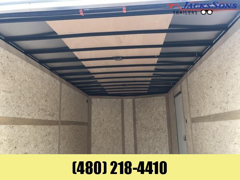 2020 Haulmark 8.5x16 Enclosed Cargo Trailer