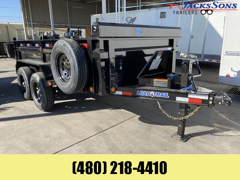 2021 Load Trail 6X12 Dump Trailer