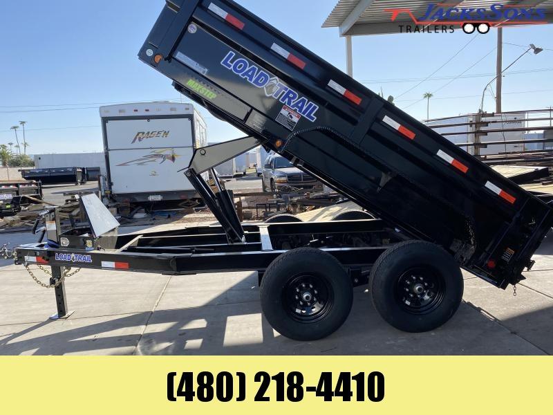 2021 Load Trail 6X12 Dump Trailer