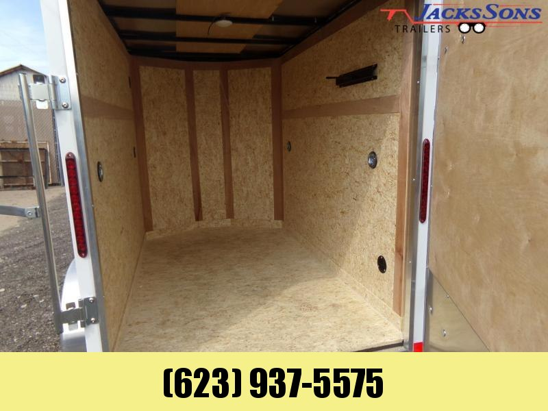2020 Haulmark 5 X 8 PASSPORT ENCLOSED CARGO TRAILER Enclosed Cargo Trailer