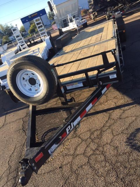 82'x24' PJ Trailer Equipment 3-Year Warranty