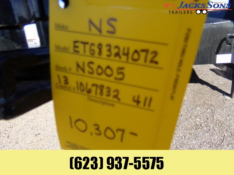 2022 Norstar ETG8324072_P48527 Equipment Trailer
