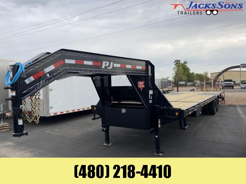 2021 PJ Trailers 102x30 Equipment Trailer