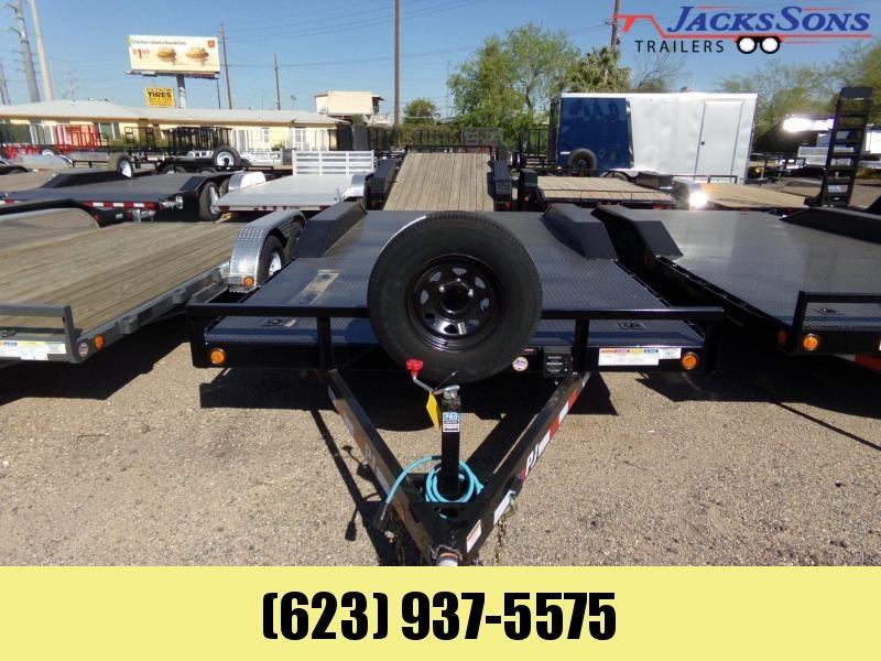 2020 PJ Trailers B5 18FT STEEL DECK BUGGY HAULER XTRA WIDE Car / Racing Trailer