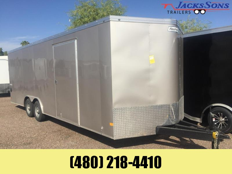 2021 Haulmark 8.5x24 Enclosed Cargo Trailer