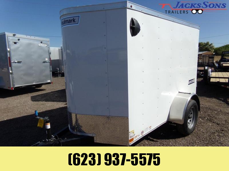 2020 Haulmark 5 X 8 PASSPORT RAMP DOOR Enclosed Cargo Trailer