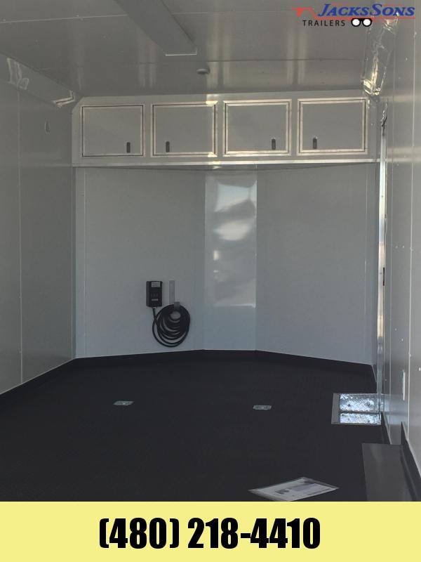 2021 Compass 8.5X24 Enclosed Cargo Trailer
