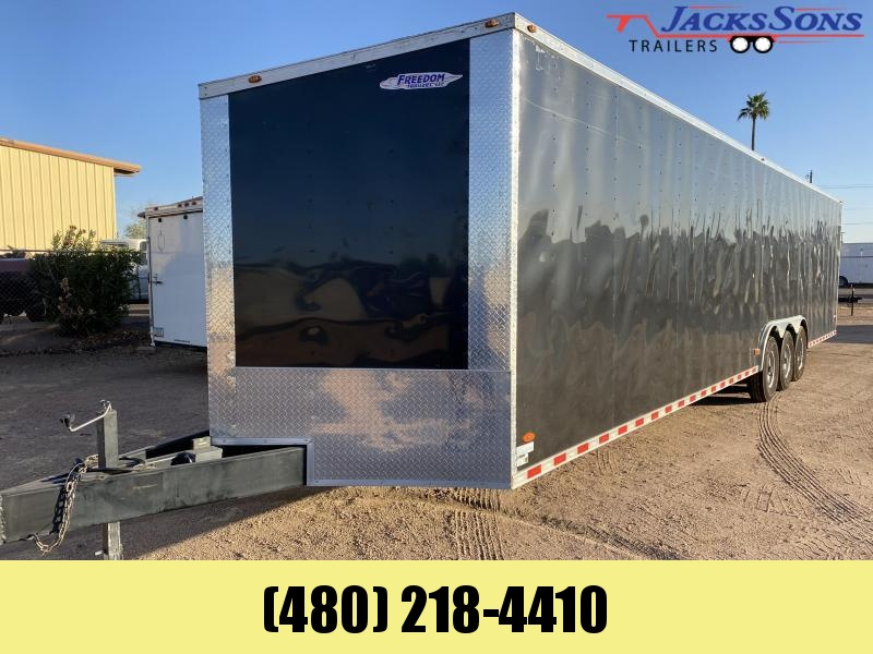 2019 Freedom Trailers 8.5X36 Enclosed Cargo Trailer