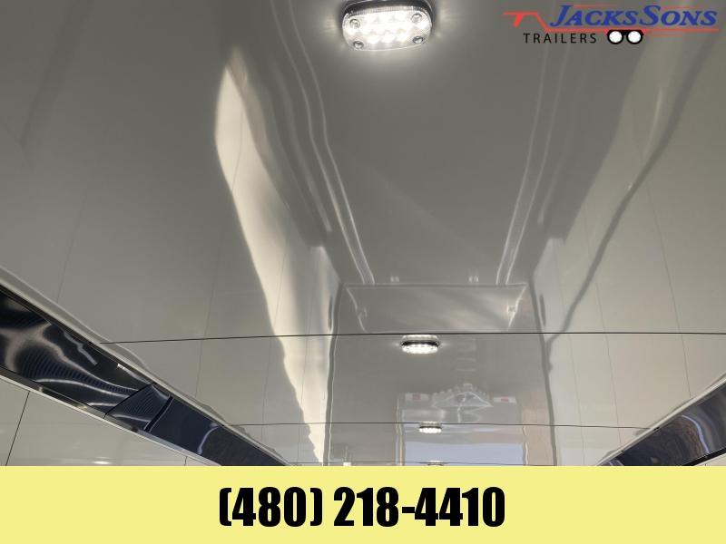 2021 Haulmark 8.5x24 Enclosed Cargo Trailer