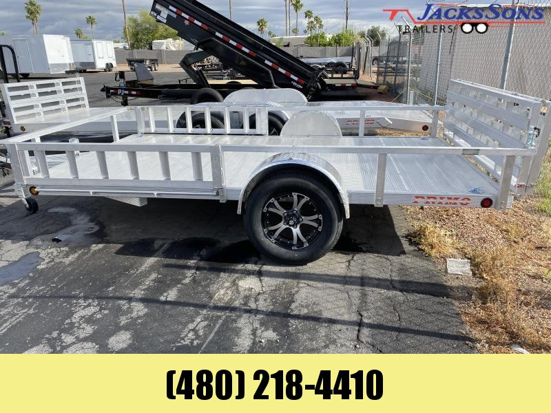 2021 Primo 82X12 ATV Trailer