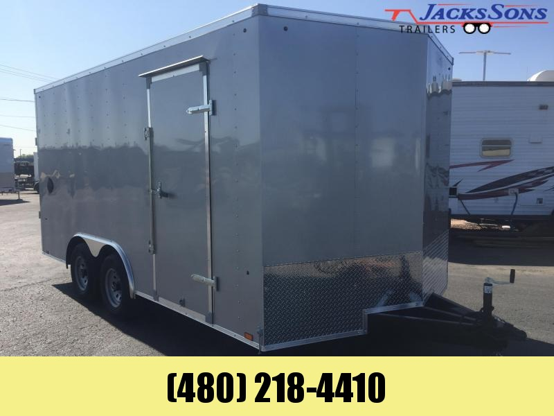 2021 Compass 8.5x16 Enclosed Cargo Trailer