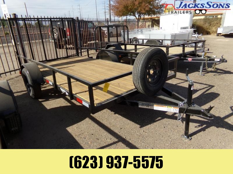 2020 Other 12 X 6 UTV UTILTY RAMP GATE Utility Trailer