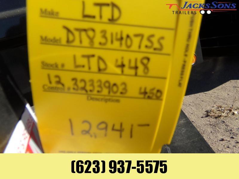 2021 Load Trail DT 83X14 14K DUMP TRAILER Dump Trailer