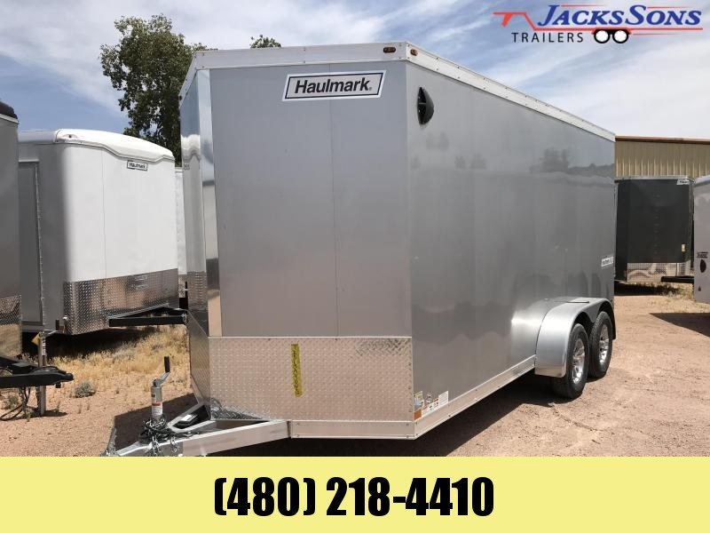 2020 Haulmark 7x16 Enclosed Cargo Trailer