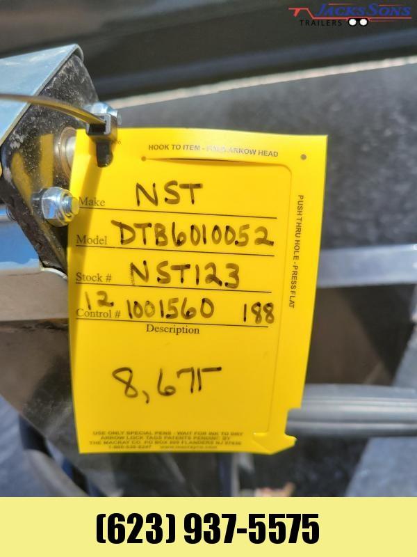 2022 Norstar 5X10 Dump Trailer 2X5200lb Axles