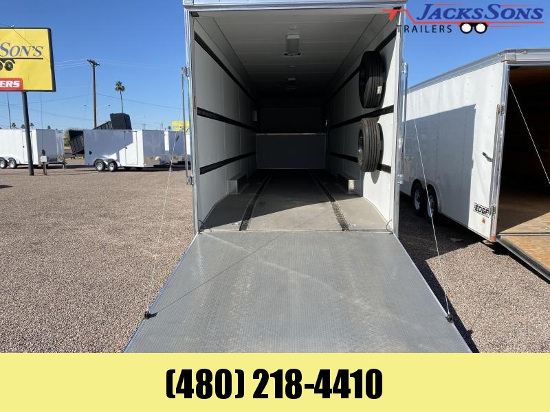2019 Haulmark 8.5X40 Enclosed Cargo Trailer