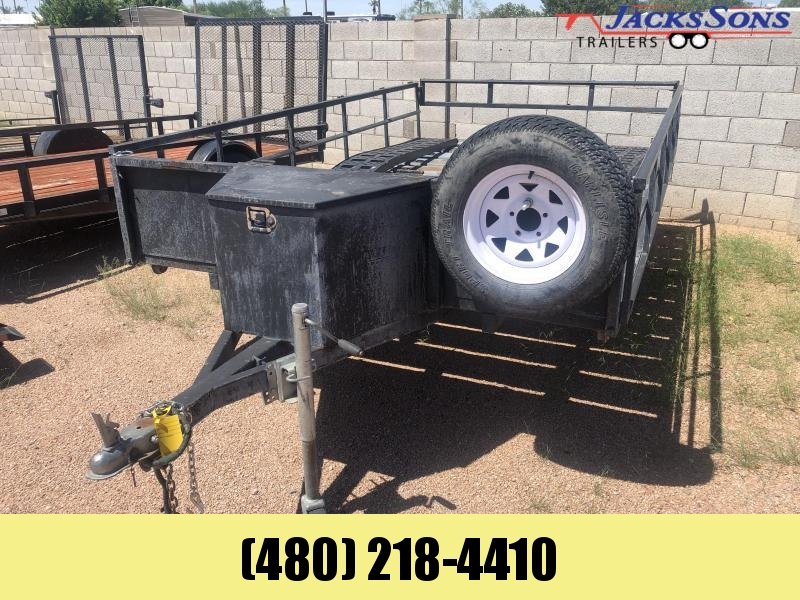 2004 Other 77X12 Utility Trailer