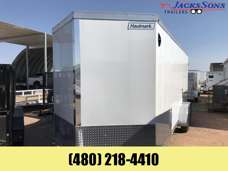 2020 Haulmark 7X20 Enclosed Cargo Trailer