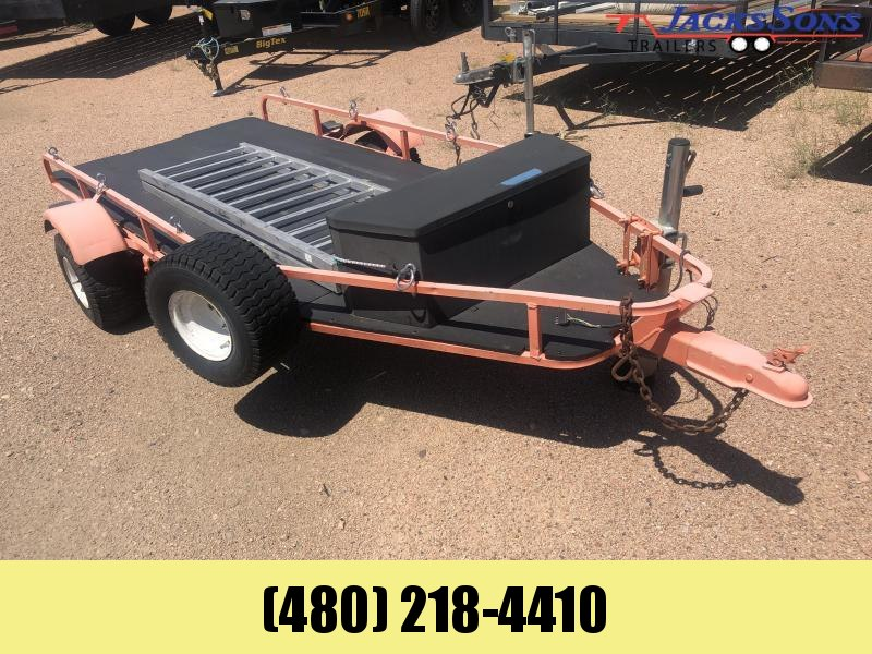 1983 Other FLATBED Utility Trailer