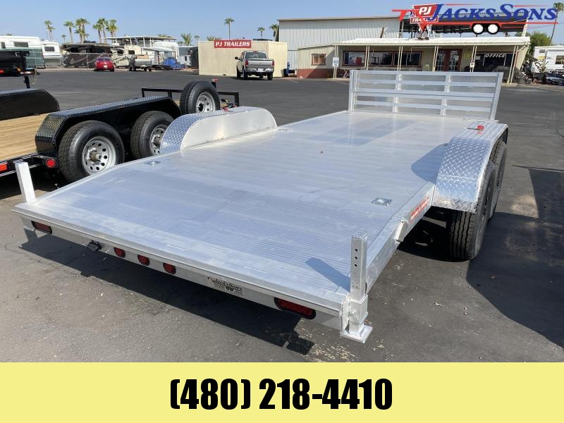 2021 Primo 83X16 Car / Racing Trailer