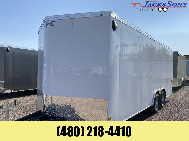 2021 Haulmark 8.5x20 Enclosed Cargo Trailer