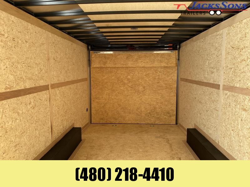 2021 Haulmark 8.5x20 Enclosed Cargo Trailer