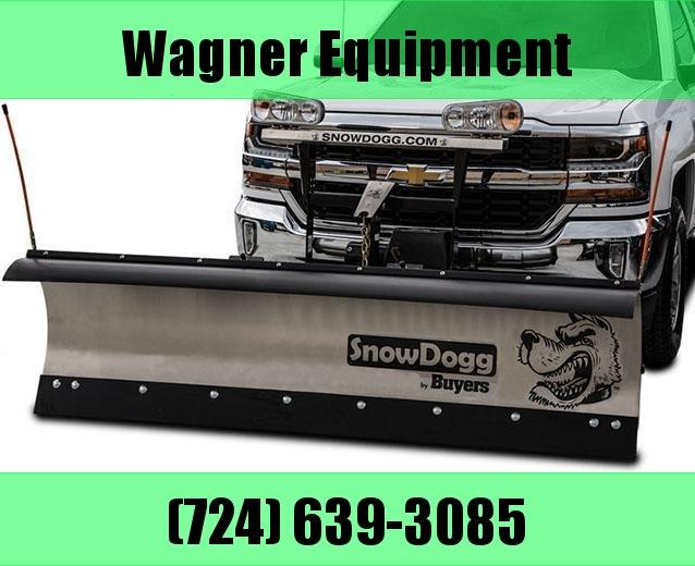 SnowDogg MD80 Snow Plow