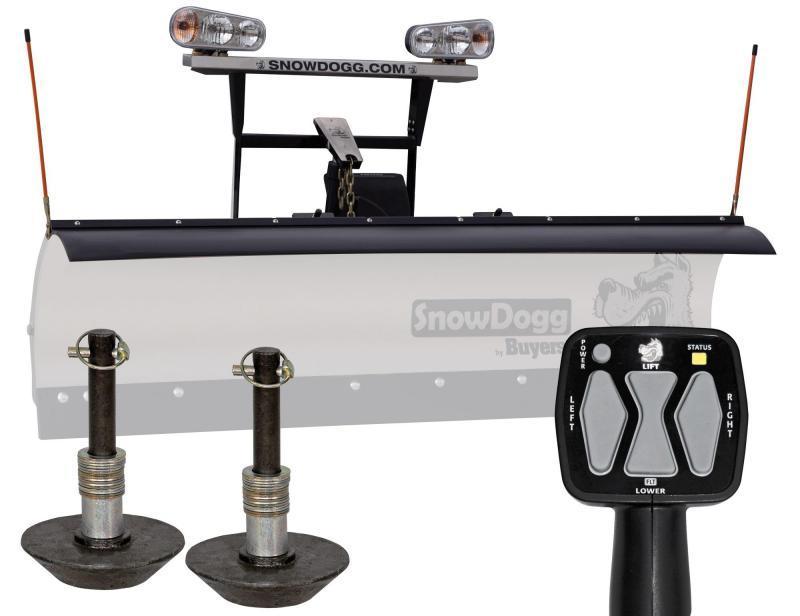 SnowDogg MD75 II Snow Plow