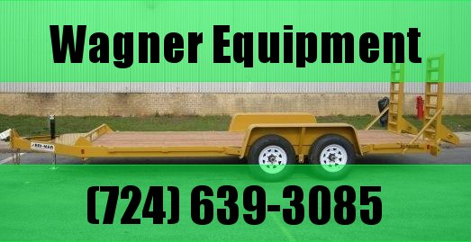 "Bri-Mar EH18-10 82""x18' Equipment Trailer 9.9K GVWR"
