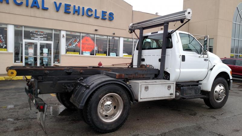 2013 Ford F-750 Switch n Go Truck