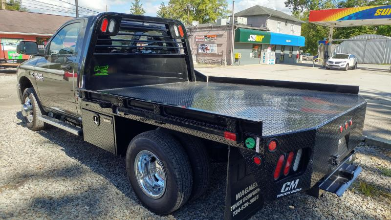 """CM RD Steel Flatbed Cab and Chassis 60"""" CA Chassis"""