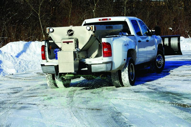 Fisher Engineering SteelCaster 99001‐1 Salt Spreader