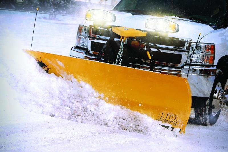 Fisher 8' HD2 MS Snow Plow