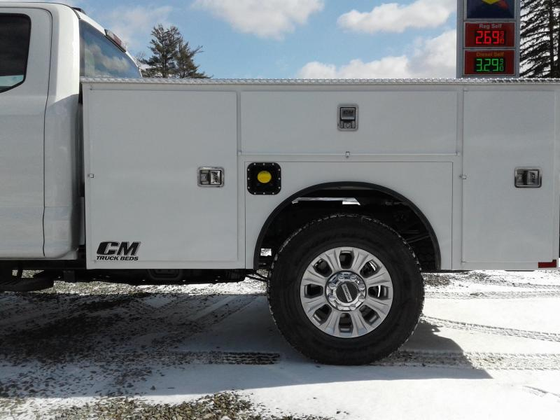 2020 Ford F250 Truck CM Service Body