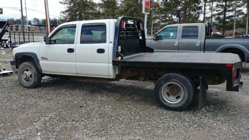 CM Steel RD for Ford Single Rear Wheel 8' Pickups