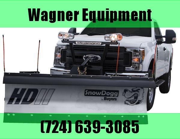 SnowDogg HD80 GEN II Snow Plow