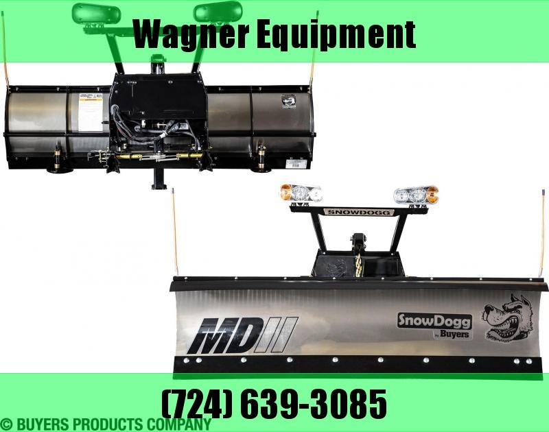 SnowDogg MD68 II Snow Plow *CALL FOR PRESEASON SALE PRICE*
