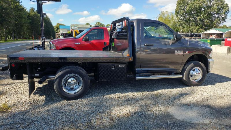 2019 CM RD Steel Flatbed Chevy/Dodge SRW Short Bed Pickup Replacement